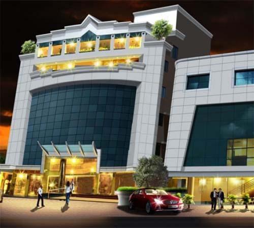 Luxurious Business Hotel Trivandrum